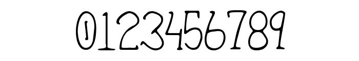 Heirany Slight Font OTHER CHARS