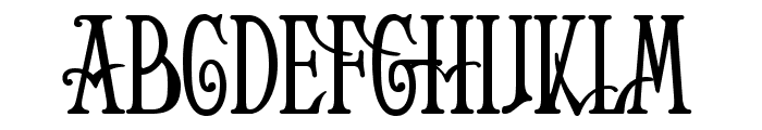 Helena Font UPPERCASE