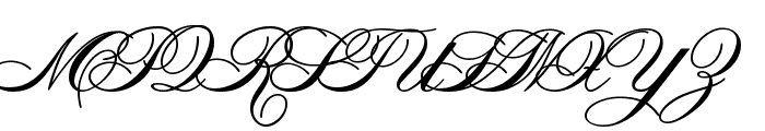 HelenaScript ES Font UPPERCASE