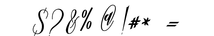 Hellarria Font OTHER CHARS