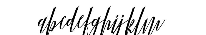 Hellarria Font LOWERCASE