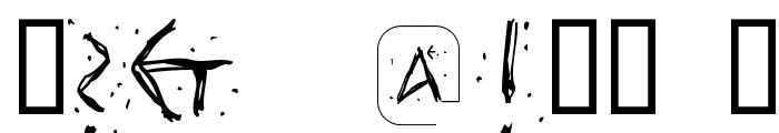 HellasDust Font OTHER CHARS
