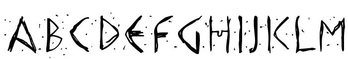 HellasDust Font LOWERCASE