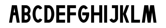 Helllo Bold Font UPPERCASE