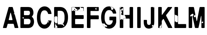 Hello Finland Font UPPERCASE