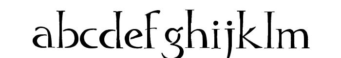 Hello Sark Font LOWERCASE