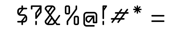 HelloAlpha Font OTHER CHARS