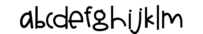 HelloCarmel Font LOWERCASE