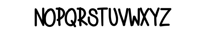 HelloCartoon Font LOWERCASE