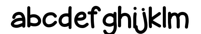 HelloLori Font LOWERCASE