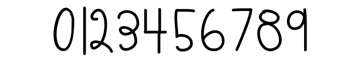 HelloMorgan Font OTHER CHARS