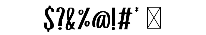 Helloria Font OTHER CHARS