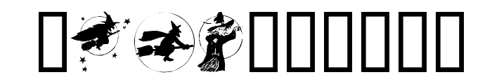 Helloween Font OTHER CHARS