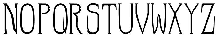 HellraiserSC Font UPPERCASE