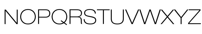 Helvelow Regular Font UPPERCASE