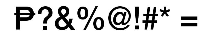 HelveticaNeueLTPro-Md Font OTHER CHARS