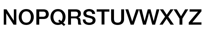 HelveticaNeueLTPro-Md Font UPPERCASE