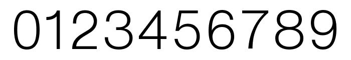 HelveticaNowText-Light Font OTHER CHARS