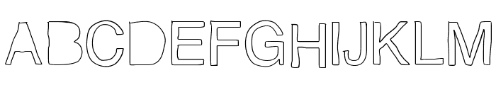Helveticamazing Font UPPERCASE