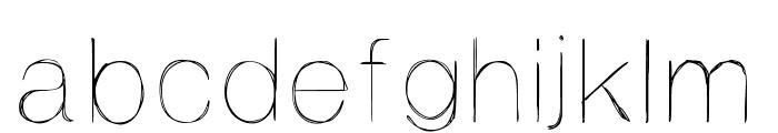 HelvetifrankDingbats Font LOWERCASE