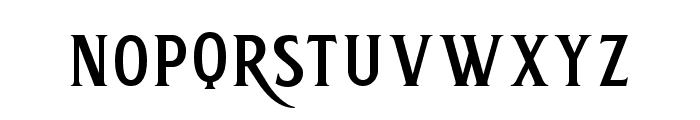 Hemera II DEMO Regular Font LOWERCASE