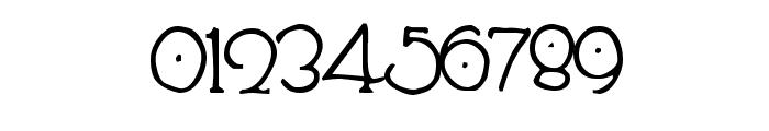 Hendershot Font OTHER CHARS