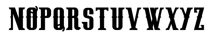 HenryRodeoCircus_demo Font UPPERCASE