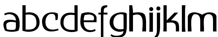 HerdeckeSans Font LOWERCASE