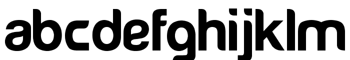 HereaboutsBold Font LOWERCASE