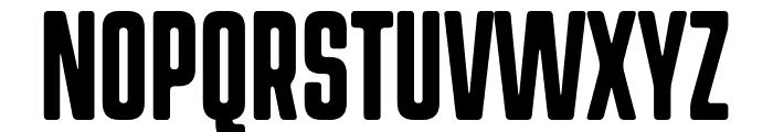 HermanoAlto Round Font UPPERCASE
