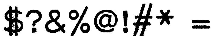 Hermes Epoca Font OTHER CHARS