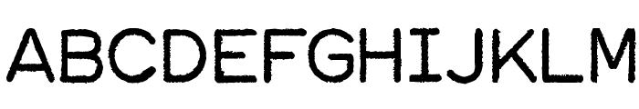 Hermes Epoca Font UPPERCASE
