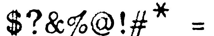 Hermes Font OTHER CHARS