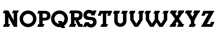Herne Regular Font LOWERCASE