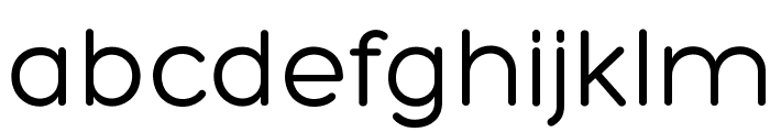 Hero Font LOWERCASE
