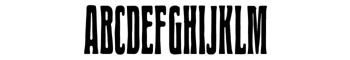 Herold Font UPPERCASE