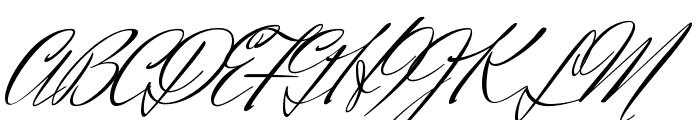 Herr Von Muellerhoff Regular Font UPPERCASE
