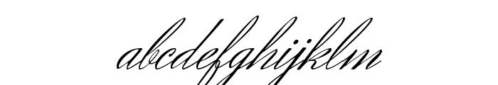 Herr Von Muellerhoff Regular Font LOWERCASE