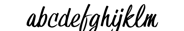 HessterMofetCLEAN_TRIAL Font LOWERCASE