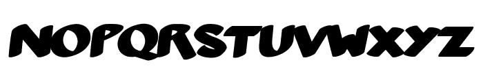 Hetilica Bold Font UPPERCASE