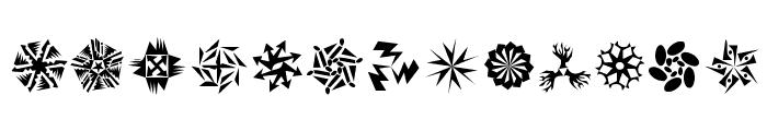 HexstarDEMO Font LOWERCASE