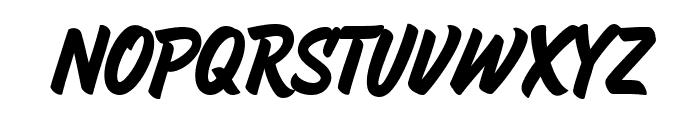 HeyBrights Regular Font LOWERCASE