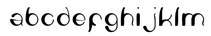 heart and love Font LOWERCASE