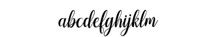 hellifademo Font LOWERCASE