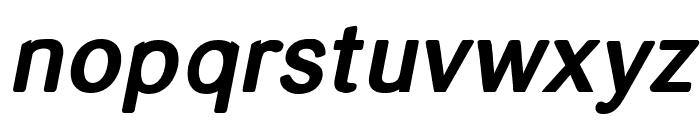 helvari Bold Italic Font LOWERCASE