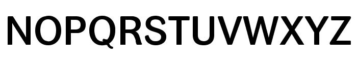helvari Medium Font UPPERCASE