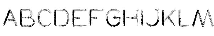 herbalism Font UPPERCASE