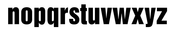 HelveticaInseratLTStd-Roman Font LOWERCASE