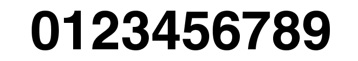 HelveticaLTStd-Bold Font OTHER CHARS