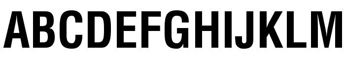 HelveticaLTStd-BoldCond Font UPPERCASE